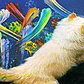 Quand les animaux font de l'art (.inrees.com)