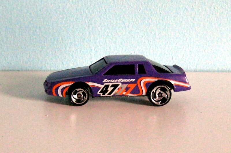 Chevy stocker (Hotwheels 1998)