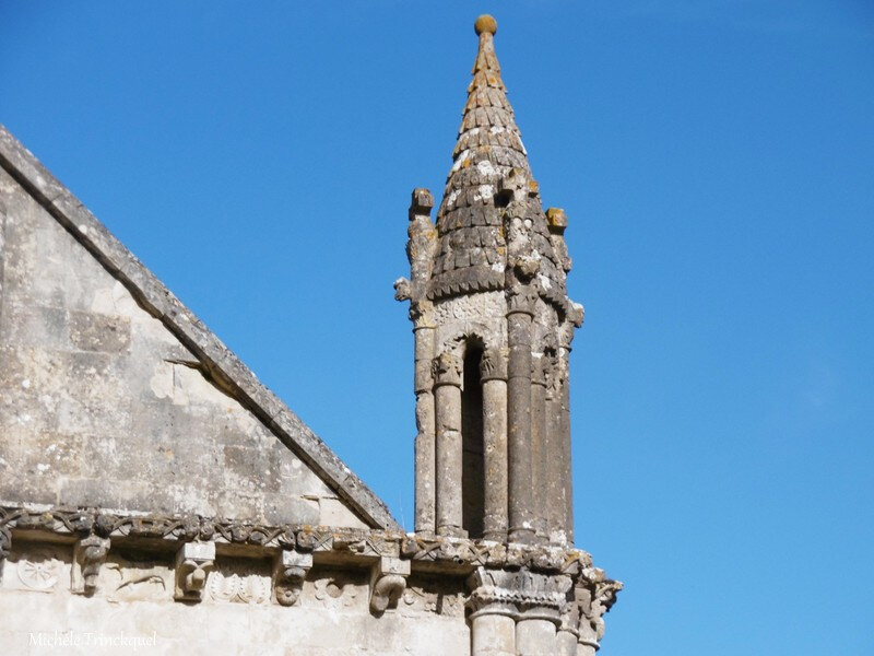 Eglise St Hilaire Melle 160418