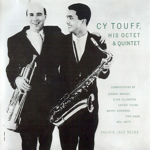 Cy Touff - 1955 - His Octet & Quintet (Pacific Jazz)