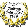 Challenge petit bac... qui veut jouer en 2014??