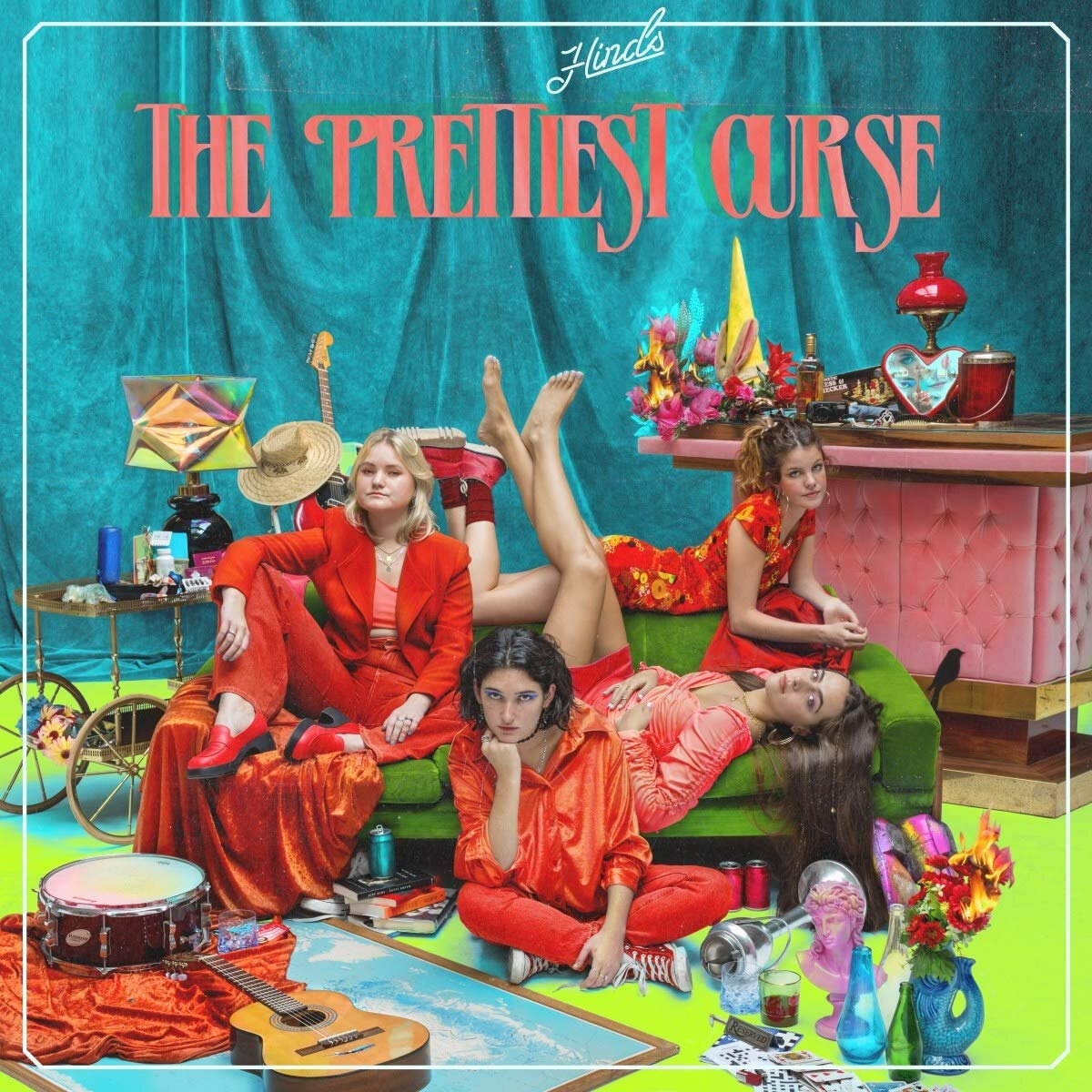 HINDS – The Prettiest Curse (2020)