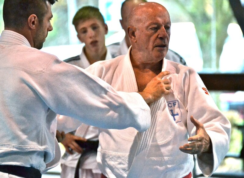 JUDO STAGE SERGE FEIST 2015 explications