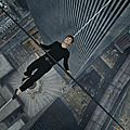 The walk, robert zemekis : aller plus haut, aller plus haut..