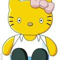 Hello kitty simpson