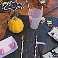 En attendant halloween : un peu de bricolage
