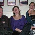 Fred, Delphine, Anne-Cécile
