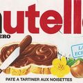 Explications... deguisement pot de nutella