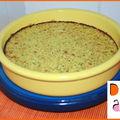 Gratin de courgettes au quinoa et à la ricotta