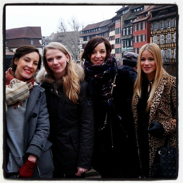 Happy Strasbourg les blogueuses