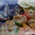 Filets de sardine au bbq ...