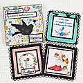 vanillejolie cartes scrap