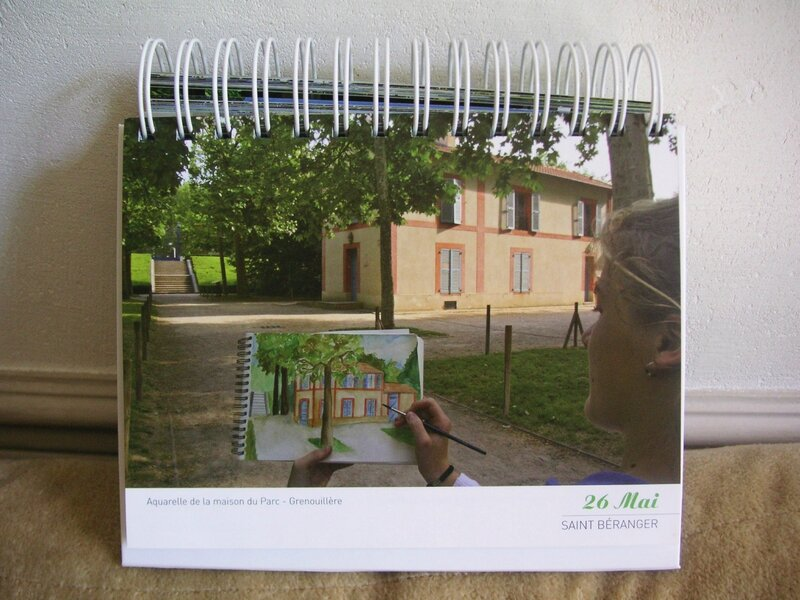 Calendrier Mme Arnaud