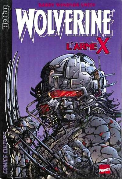 Bethy : Wolverine L'Arme X par Barry Windsor-Smith