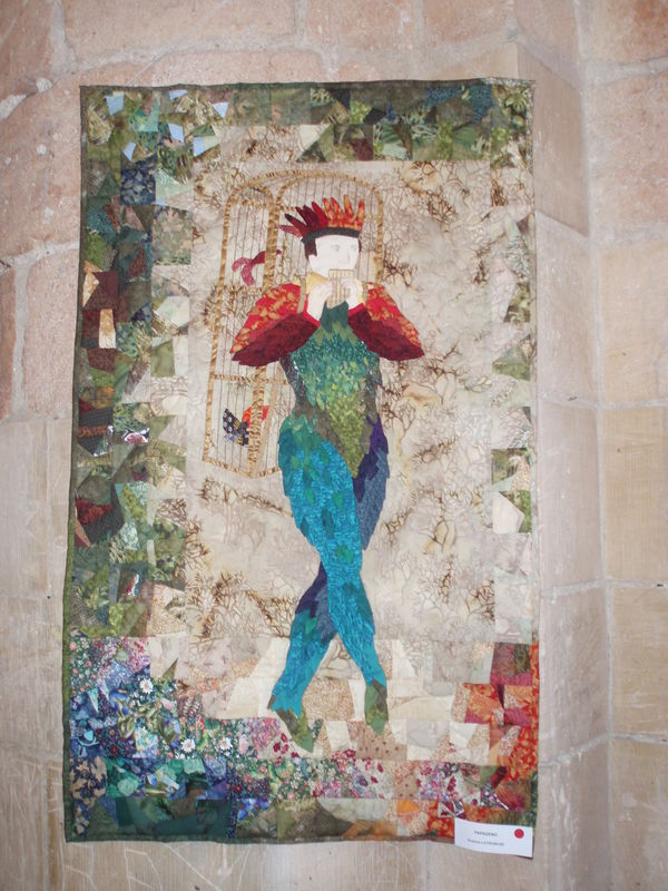 Papageno - Evelyne Latronche