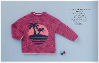 pull palmier