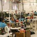Atelier textile, coopérative ouvrière, Venezuela