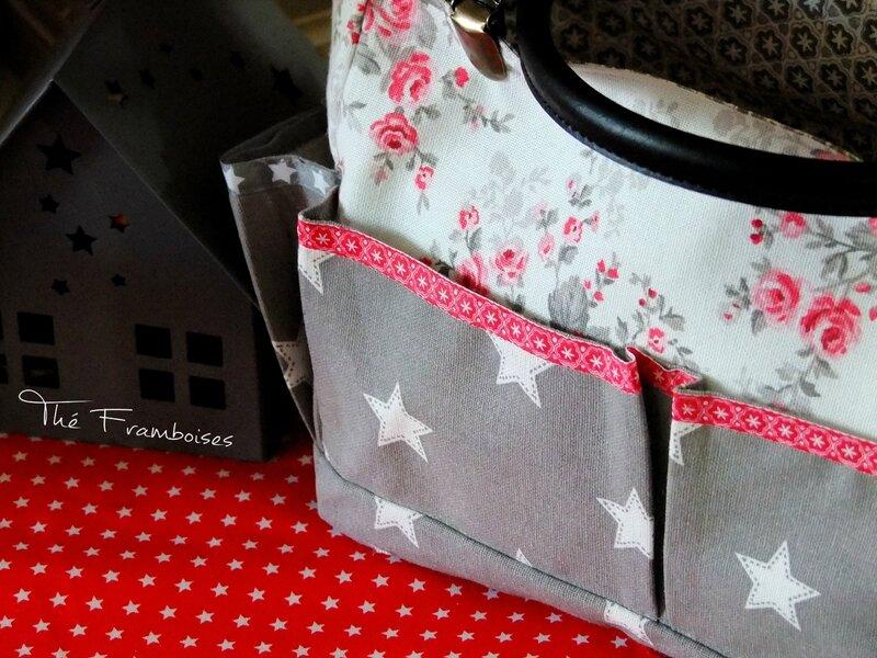 Fabric Box Pois de Senteur (21)