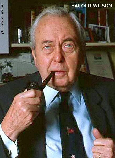 1964-Harold Wilson