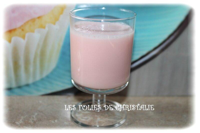 Crèmes fraises 4