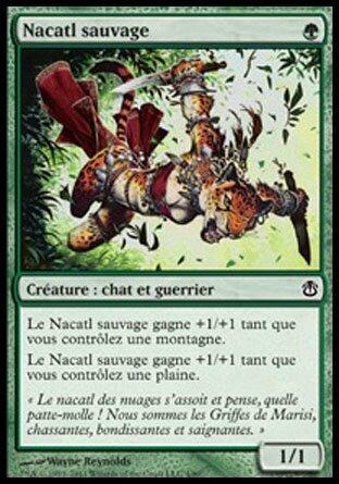Nacatl sauvage