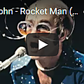 Rocket man (partition - sheet music)