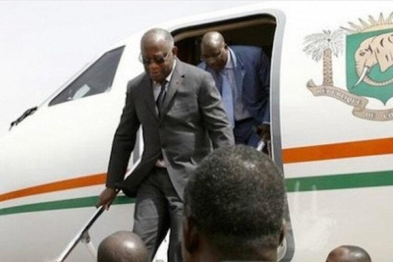 Christine Zekou rassure : Les portes de la prison se sont ouvertes. Le Président Gbagbo arrive