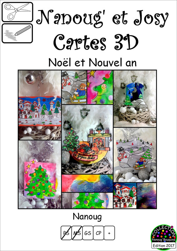 21-COUVERTURE cartes 3D NOÊL EDITION 2017c