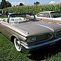 Pontiac catalina convertible-1959