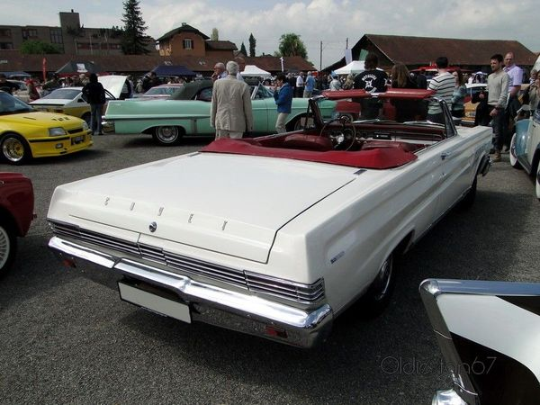 mercury comet caliente convertible 1965 2