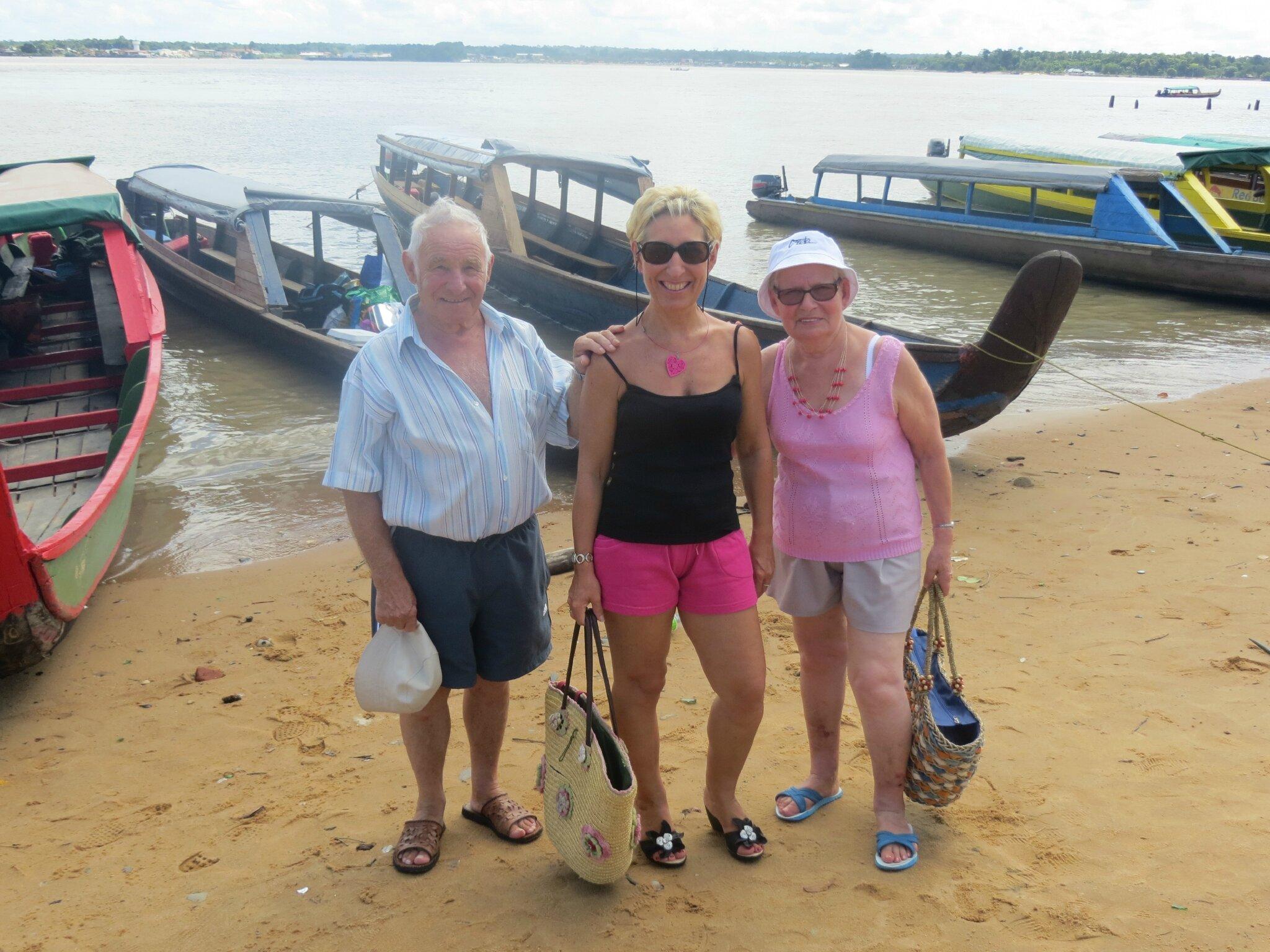 Albina au Suriname