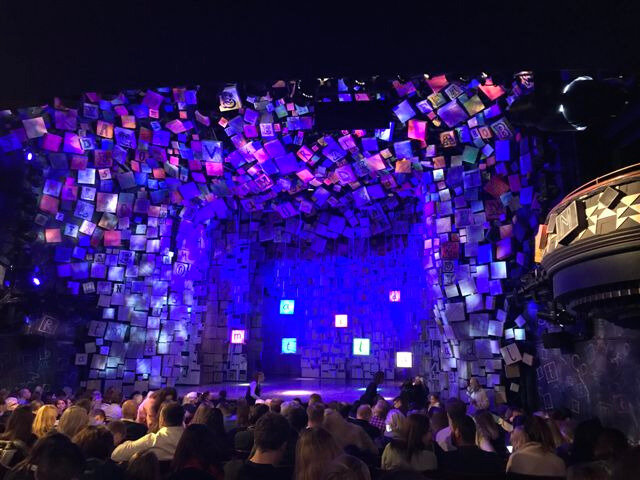 Matilda au Cambridge Theatre ©Kid Friendly