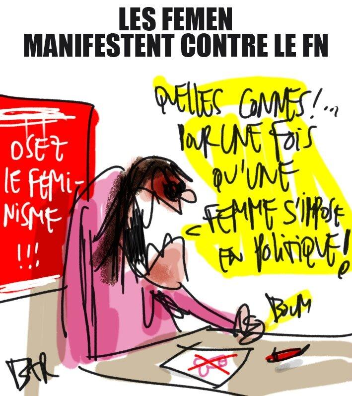Femen!