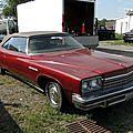 Buick lesabre custom convertible-1975