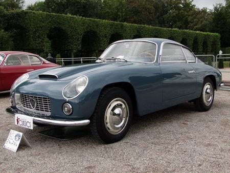 LANCIA Flaminia Sport Zagato 1958-1959 Classic Gala de Schwetzingen 2009 2