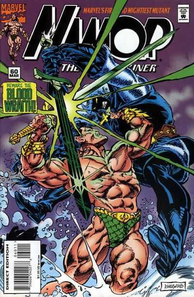 namor the sub-marine 1990 60