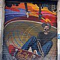 Barcelone, quartier gothique, commerce (Espagne)