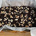 Brownies et ingrédient mystère