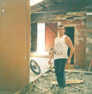 1987 ebauche des travaux