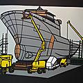 slipway chantier Piriou 2018
