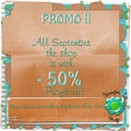 Promo chez scrapin'co shop