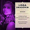 Portrait Lissa Dragomir Vampire Academy movie