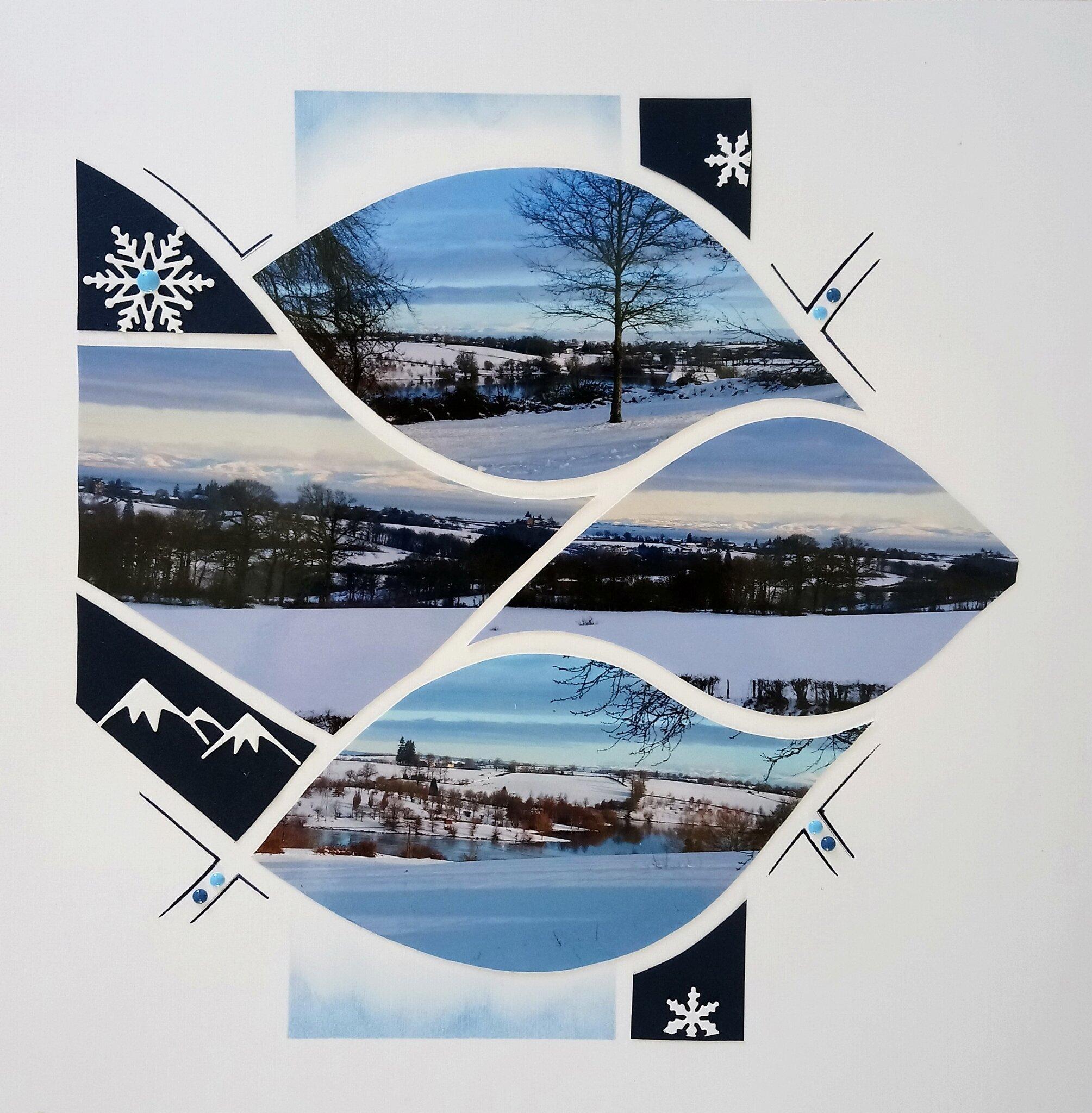 Petite page hivernale avec Zurich