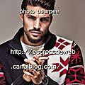 Mariano Di Vaio - Fashion Blogger - Model - Acteur , usurpé