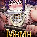 Momo the beautiful spirit, tome 1 de kazuhito okina