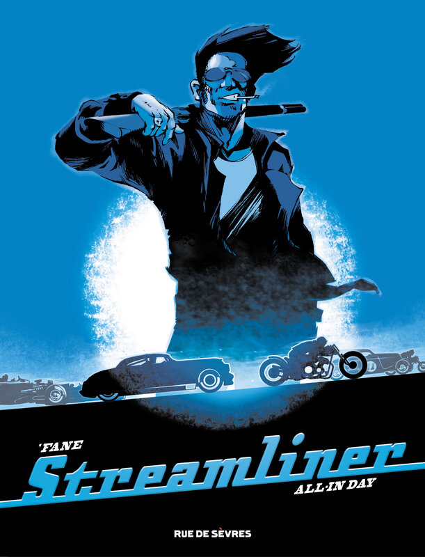 Streamliner allin day
