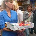Cageots ( petits prix donc...) marché aligre