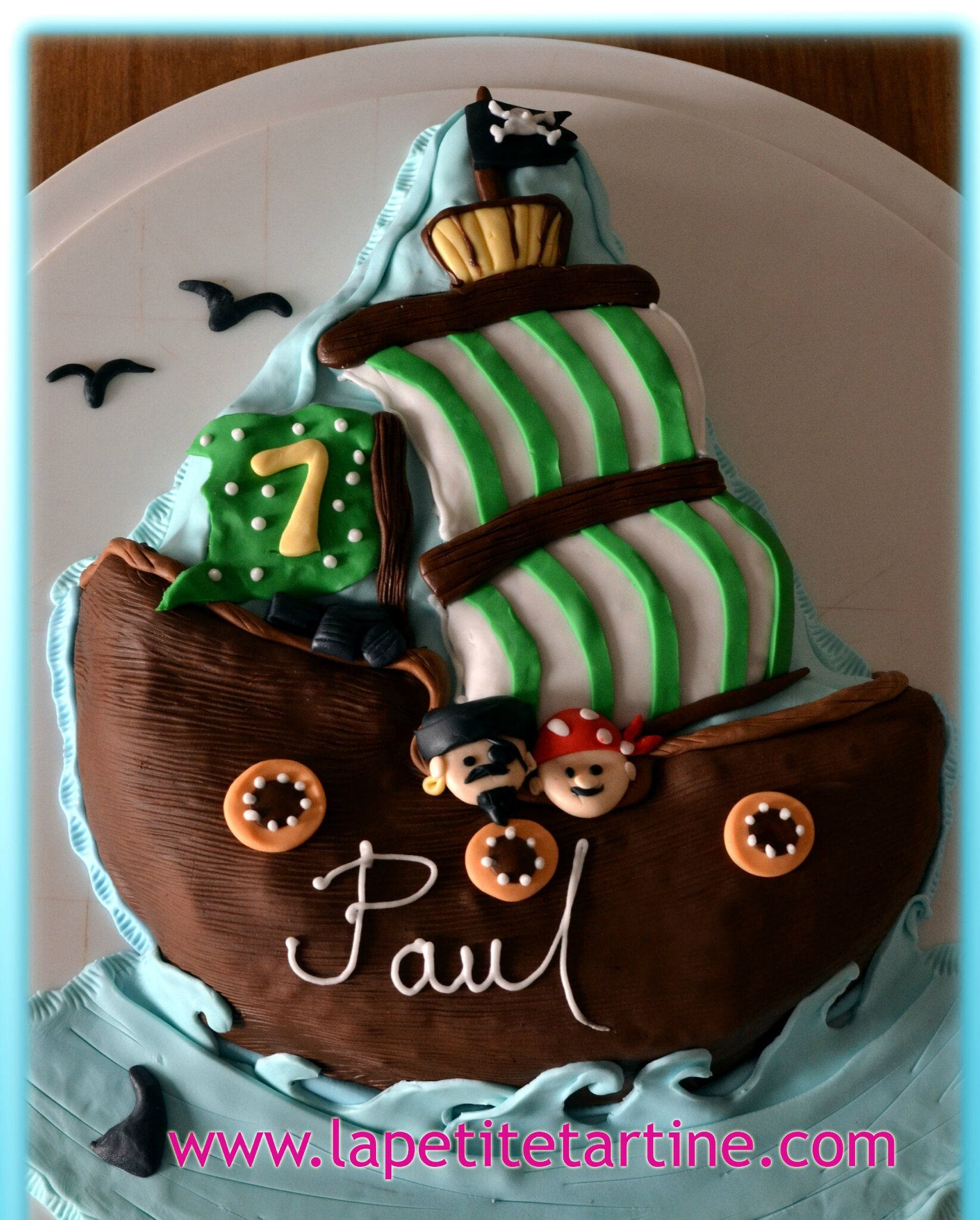 bâteau pirate