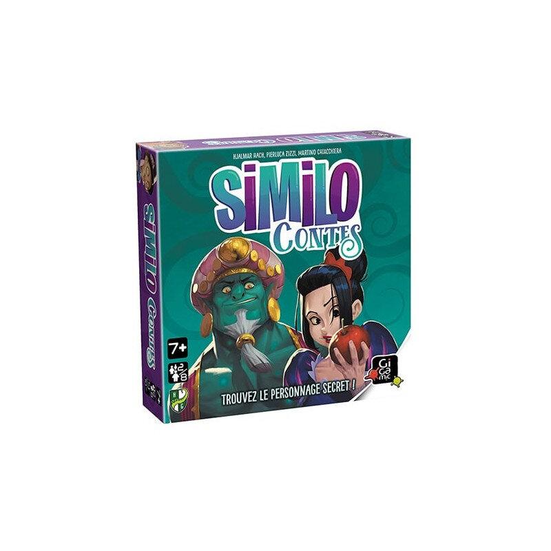 Boutique jeux de société - Pontivy - morbihan - ludis factory - Similo Contes