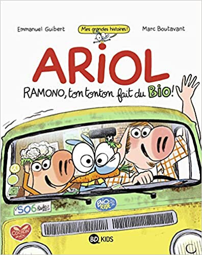 Ariol Ramono, ton tonton fait du bio